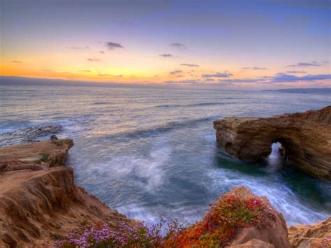 sunset cliffs natural park hiking rootsrated