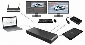 Startech Thunderbolt 3 Dock With Dual 4k - Mac  U0026 Windows