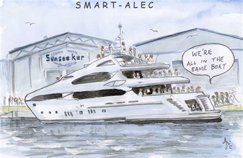 Same Boat by Smart Alec All In The Same Boat By Alec J Wills