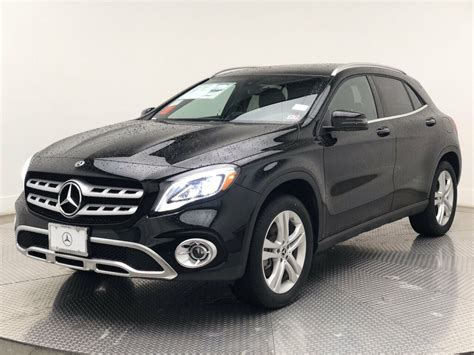First time ever owning a mercedes benz. New 2020 Mercedes-Benz GLA GLA 250 SUV in Chantilly #7200735 | Mercedes-Benz of Chantilly