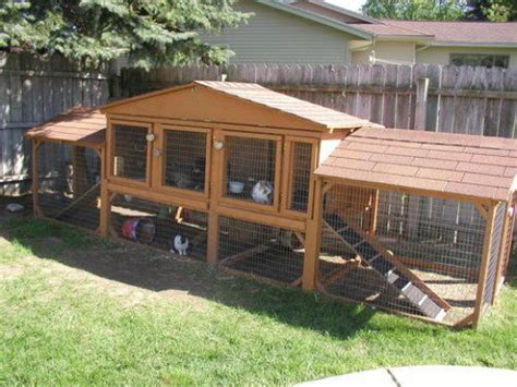How To Make Your Own Rabbit Hutch by How To Build The Bunny Hutch Pethelpful
