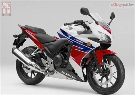 honda cbr series price honda reveals the new cbr400 range bikewale news pinterest