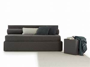 canape lit 1 place birba sofa homeplaneur With canapé lit simple