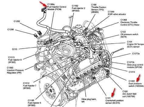 5 best images of f250 7 3 diesel wiring diagram 2002