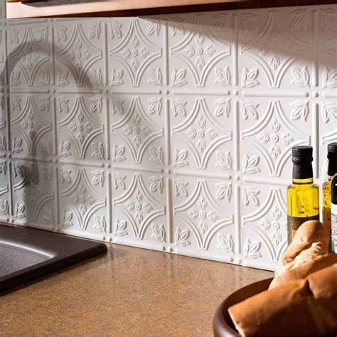 Kitchen Backsplash Panel by Best 25 Backsplash Panels Ideas On Tin Tile