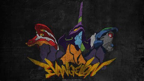 Neon Anime Wallpaper - neon genesis evangelion hd wallpaper and background