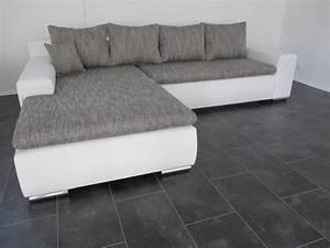 Couch L Form Grau : l wohnlandschaften sofa lagerverkauf ~ Markanthonyermac.com Haus und Dekorationen