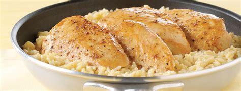 minute  minute chicken  rice dinner
