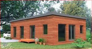 Maison Modulaire Bois : maison modulaire bois bbc ~ Melissatoandfro.com Idées de Décoration