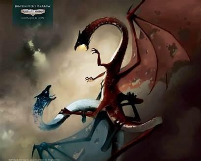 Magic Gathering Wallpapers Dragones Imag Marrow Thread