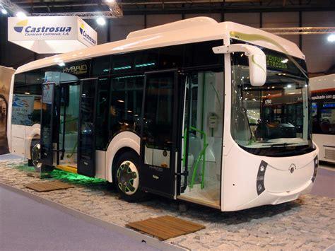 primeros autobuses hibridos  la comunidad de madrid