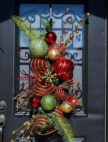 Door Decorations Decorating Wreaths Copy Decoration Interior