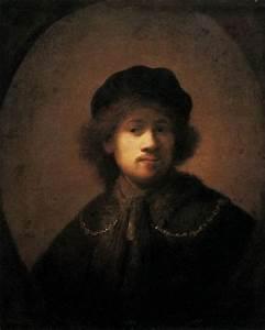 Rembrandt Self Portrait Young | www.pixshark.com - Images ...