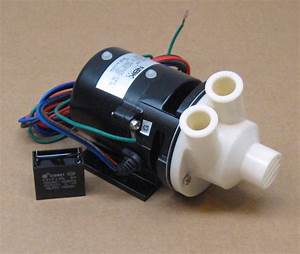 Pump Motor Assembly For Hoshizaki Ice Machine Pa0613 Pa