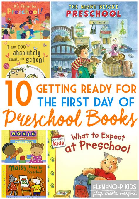 getting ready for the day of preschool books 521 | FirstDayOfPreschoolBooks Title