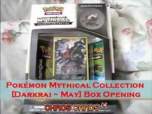 Pokemon - Mythical Collection: Darkrai