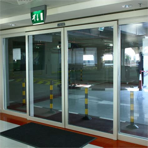 automatic sliding glass doors automatic sliding glass