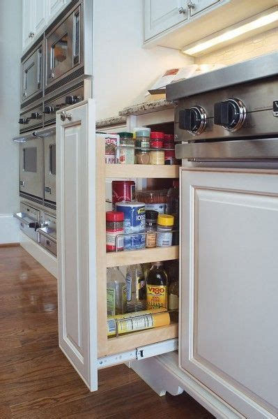 Spice Island Spice Rack by Best 25 Pull Out Spice Rack Ideas On Spice