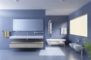 Quelle Peinture Pour Salle De Bain : choisir la bonne peinture dans une salle de bains ~ Dailycaller-alerts.com Idées de Décoration