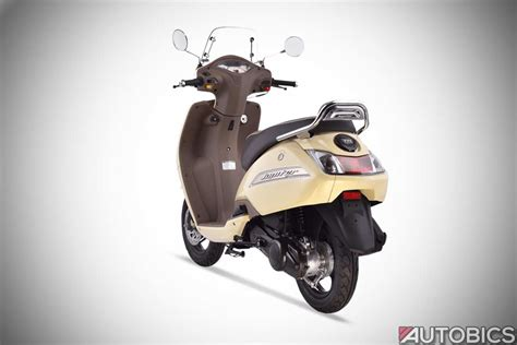 Tvs Classic Image by Tvs Jupiter Classic Edition Launched In India Autobics