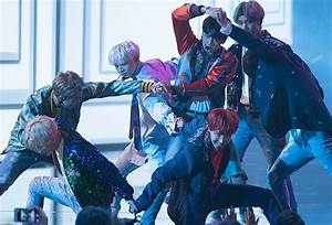 [VIDEO] BTS AMAs Performance — Watch 'DNA' At American ...