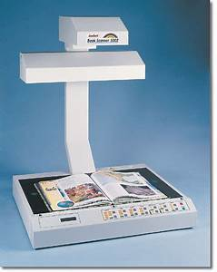 indus international With overhead book and document scanner