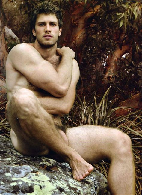 Some Incredibly Hot Naked Guys Inspired By A Straight Man