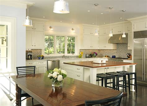 kitchen with white backsplash new american home kitchen 6560