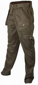 Po Tracker Pantalon De Chasse Chaud Grande Taille Treeland T658gt