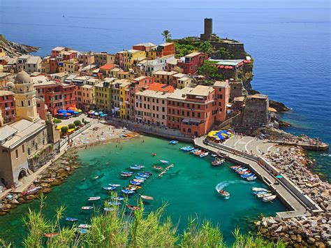 city tour cinque terre italy traveling