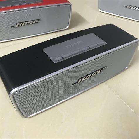 Bose S2025 Wireless Speaker Soundlink Mini  In Trust, We