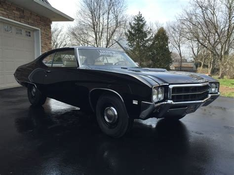 Buick Gsx Stage 2 by 1969 Buick Gs Stage 1 With Stage 2 Package For Sale