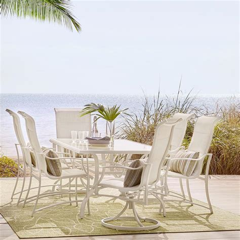 hton bay table l hton bay statesville patio furniture hton bay patio