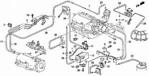 Help    H22a Dohc Vtec How Do I Run Vaccume Lines