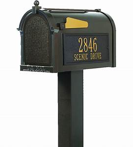 Curbside, Premium, Mailbox, In, Home, Mailboxes