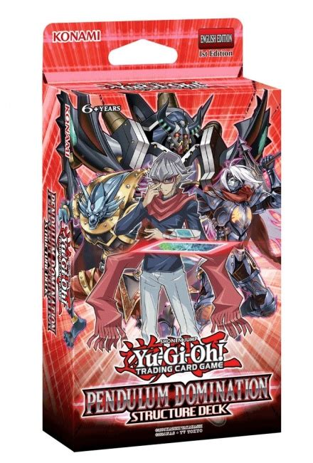 Yugioh Pendulum Deck Tips by Icv2 Pendulum Structure Deck For Yu Gi Oh