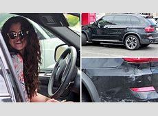Selena Gomez Crashed Her BMW X5 It's the Paparazzi's