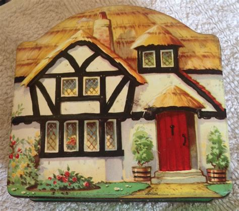 tuckers totnes cottage toffee tin severn beach