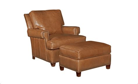 leather reading chair and ottoman design ideas 100