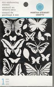 Martha Stewart Butterfly Template Printable