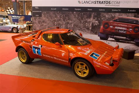 Lancia Stratos HF Group 4 - Chassis: 829AR0 001700 - 2015 ...