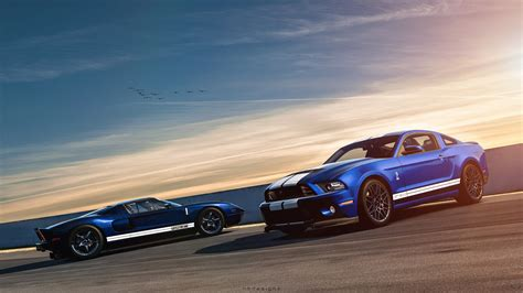 ford mustang shelby gt ford gt wallpaper hd car