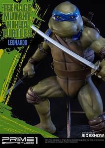 TMNT Leonardo Polystone Statue by Prime 1 Studio ...