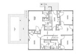 bloombety shipping container home first floor plans