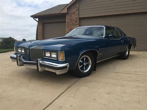 Pontiac Grand Prix by 1976 Pontiac Grand Prix For Sale 2172074 Hemmings Motor