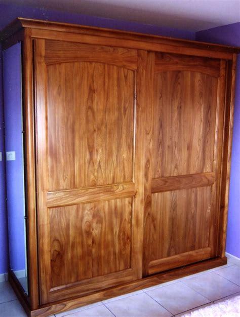 armoire chambre bois massif armoire chambre bois massif chambre bois massif adulte