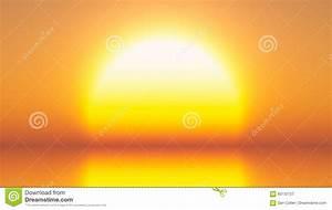 Bright Yellow Sun Stock Illustration - Image: 83132727