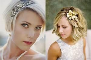 Coiffure Mariage Cheveux Court : choisir votre coiffure de mariage parfaite les cheveux ~ Dode.kayakingforconservation.com Idées de Décoration