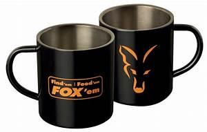 Mug à Thé : fox stainless steel mug chapmans angling ~ Teatrodelosmanantiales.com Idées de Décoration