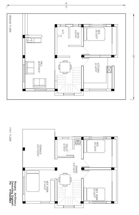 how to floor plans draw house floor plan modern house